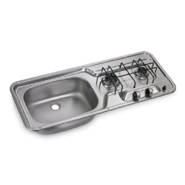 DOMETIC HS 2320 L GAS HOB AND SINK Combination Unit